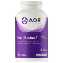 AOR Multi Basic 3 180 Vegi Caps | 624917041538
