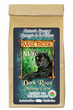Mate Factor Yerba Mate Organic Dark Roast Loose Leaf Tea 300 grams | 830568000187