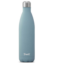 S'well Bottle Stone Collection Stainless Steel Water Bottle Aquamarine | 814666024849