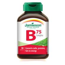 Jamieson B Complex 75 Mg 90 Caplet | 064642022547