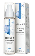 Derma E Hydrating Mist with Hyaluronic Acid 60ml | 030985004694