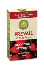 Purica Prevail Cold and Fever 30 ml | 815555000712