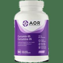 AOR Curcumin 95 - 90 veg capsules | 624917040043