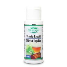 Organika Stevia Leaf Extract Liquid 60ml  |  620365022037