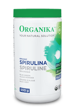Organika Organic Spirulina Blue-Green Algae Powder 500g | 620365018344