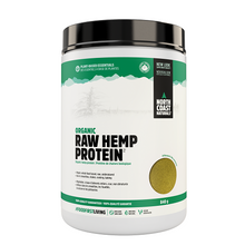 North Coast Naturals Organic Raw Hemp Protein 840 grams | 627933100227