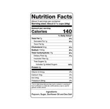 Skinny Pop Popcorn Sweet And Salty 125 g | UPC: 736983889362