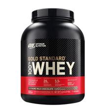 Optimum Nutrition Gold Standard 100% Whey Protein Extreme Milk Chocolate 5lbs | 748927055764