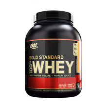 Optimum Nutrition Gold Standard 100% Whey Protein Strawberry Banana 5lbs | 748927029864