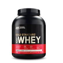 Optimum Nutrition Gold Standard 100% Whey Protein Cookies & Cream 4.65 lbs | 748927055771
