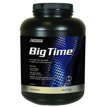Precision Big Time Gainer 2.72kg Vanilla |  837229004294