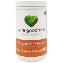 Pure Goodness Pumpkin Protein Vanilla 454 g |  821138005145