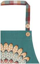 Now Designs Tommy Turkey Spruce Apron | 064180275795