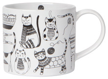 Now Designs Purr Party Mug In A Box 414mL | 64180268322