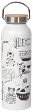 Now Designs Purr Party Roam Water Bottles 530ml | 64180269039