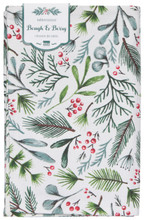 Now Designs Bough & Berry Printed Runner | 64180275634