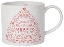 Now Designs Merry Little Christmas Mug In A Box 14oz | 64180275900