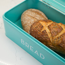 Now Designs Turquoise Large Bread Bin | 64180209820