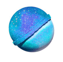 Naturally Vain Milky Way Bath Bomb 1 Count