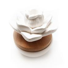 Relaxus Aroma Lotus Ceramic Diffuser | UPC 628949170907