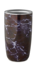 S'well Barware Black Marble Wine Chiller 25oz | 843461105477