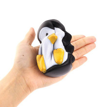 Relaxus Squishy Steve Penguin Stress Ball | 701425