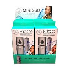 Relaxus Beauty Mist2Go Mini Nano Atomizer & Diffuser | REL-517250 | 0628949072516