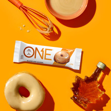 One Bar Maple Glazed Doughnut 60g x 12 Bars | 788434106764