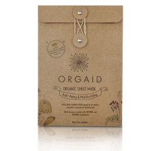 Orgaid Sitka Naturals Anti-Aging Mask - Four pack | 860451000239