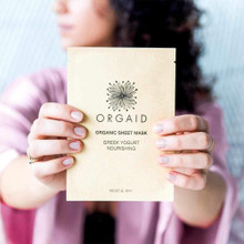 Orgaid Sitka Naturals Greek Yogurt Mask - Single | 860451000222