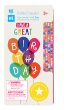 Me to We Happy Birthday Rafiki Bracelet- Have a great Birthday | 628499083504