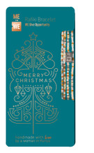 Me to We Holiday Rafiki Bracelet Collection Pre-Pack- Merry Christmas |628499087069