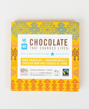 Me to We 65% Dark Chocolate with Golden Berries 40 g | 628499080336