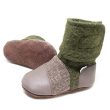 Nooks Design Booties Coastal Forest | 628110356772|628110356802 |628110356819