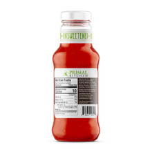 Primal Kitchen Organic Unsweetened Ketchup 300ml Information | 855232007682