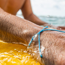 4Ocean Jellyfish Periwinkle Blue Bracelet | 854600008313