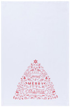 Now Designs Merry Little Christmas Dishtowels Set of 2 | 064180275894