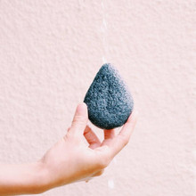 Bkind Konjac Sponge - Activated Charcoal | 628110689429