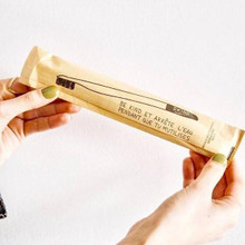 Bkind Biodegradable Bamboo Toothbrush for Adults | 628110689337