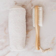 Bkind Bamboo Foot Brush |  628110689344