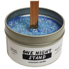 Naturally Vain One Night Stand Candle 4.5 oz