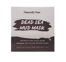 Naturally vain Dead Sea Mud Mask 2 oz