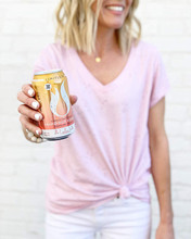 Limitless Lightly Caffeinated Sparkling Water - Grapefruit Hibiscus 355 ml | 858657006056