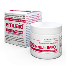 Emuaid First Aid Ointment, Maximum Strength 59 g | 852304004334