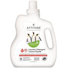 Attitude Nature+ Laundry Detergent Pink Grapefruit 2L (80 loads)   626232120868