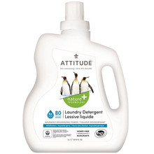 Attitude Nature+ Laundry Detergent Wildflowers 2 L (80 loads) | 626232120806