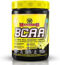 Mammoth BCAA 520g (40 Serve) - White Grape | 625486103740