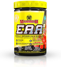 Mammoth EAA9 390g (30 Serve) - Swedish Very Berry | 625486104341