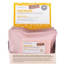 Relaxus Spa Himalayan Salt Soap  - Energize Ylang Ylang & Grapefruit | 30628949038659