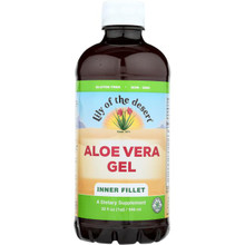 Lily of the Desert Aloe Vera Gel - Inner Fillet 946mL | 026395100323